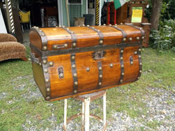 Stagecoach Trunk