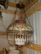 Hanging Trolley Light - Electrified