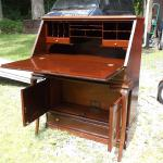 Rare Globe -Wernicke Stacking Bookcase/Desk